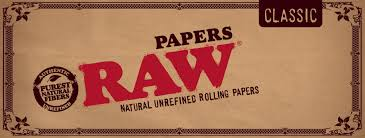 Raw Rolling Papers Smoking Sundries